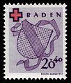 Fr. Zone Baden 1949 43A Rotes Kreuz.jpg
