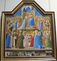 Fra angelico, incoronazione della vergine, da s.domenico di fiesole, 1430-32 ca. 01.JPG