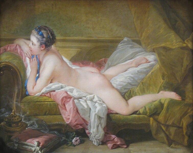 File:François Boucher, Ruhendes Mädchen (1752) - 01.jpg