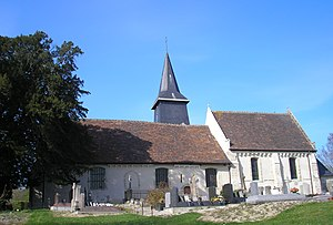 FranceNormandieDouvilleEnAugeEglise.jpg