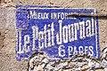 France - Dordogne - Busserolles - Publicité peinte.jpg