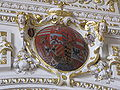 France Molsheim Eglise des Jesuites Armoiries de Léopold d'Autriche 2.jpg