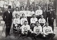 Футбол на олимпиадах википедия