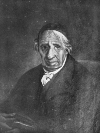 Neale in his later years Francis Neale.png