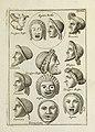 Francisci Ficoronii Reg. Lond. Acad. socii dissertatio de larvis scenicis et figuris comicis antiquorum Romanorum, et ex Italica in Latinam linguam versa (1754) (14759289216).jpg