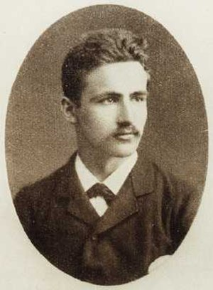 Frank Wedekind - in 1883