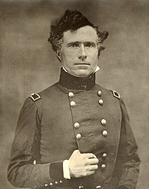 Franklin Pierce - Pierce in his brigadier general's uniform