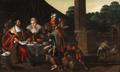 Frans Francken II (attr) Feast of Herod.png