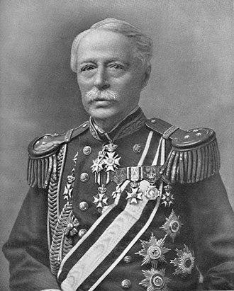 François de Casembroot - François de Casembroot around 1894