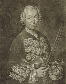 Franz Benda (Source: Wikimedia)