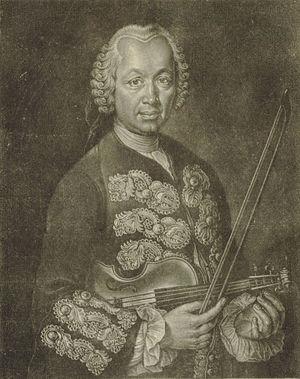 Benda, Franz (1709-1786)