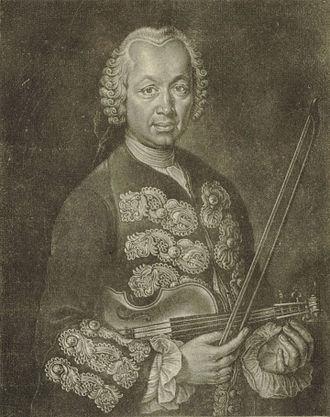 Franz Benda - Franz Benda