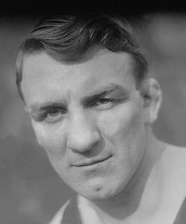 Freddie Welsh Wales boxer