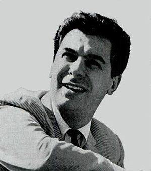 Freddy Cannon - Cannon in 1965.