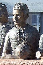 Fritz Walter statue