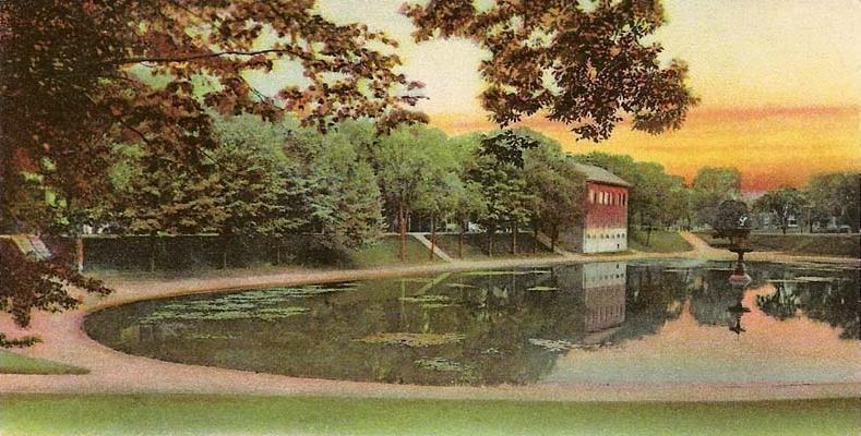 Frog Pond, Newburyport, MA