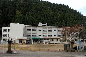 福井市殿下幼小中学校