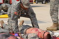 Full Scale Exercise Day 1 - U.S. Army Garrison Humphreys, South Korea - 20 June 2012 (7411646274).jpg