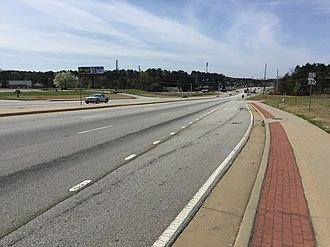 Georgia State Route 70 - Fulton Industrial Boulevard