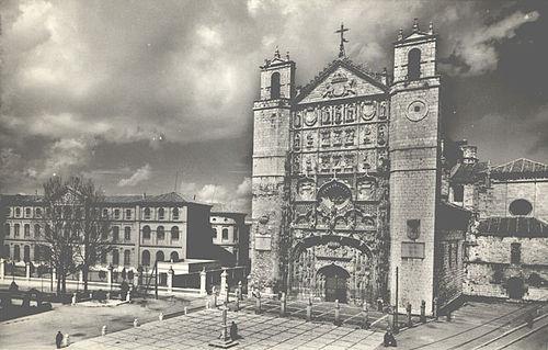 Plaza de san pablo valladolid wikipedia la - Spa urbano valladolid ...