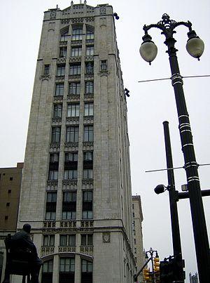 Fyfe Building - Image: Fyfe Building Detroit