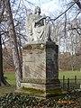 Göttingen, Albanifriedhof, Grabmal Bertha Anna Stieren, 2021.03.20..jpg