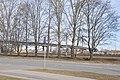 Gājēju pāreja pār dzelzceļu, Rīga, Latvia - panoramio.jpg