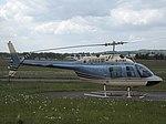G-JTBX Bell Jet Ranger 206 Helicopter (34527226024).jpg