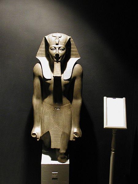 Estatua de Tutmosis III