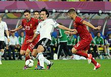 Hummels in nazionale al campionato d'Europa 2012