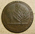 GREAT BRITAIN, ENGLAND, CITY OF BATH 1794 BOTANICAL GARDENS HALFPENNY CONDOR TOKEN b - Flickr - woody1778a.jpg