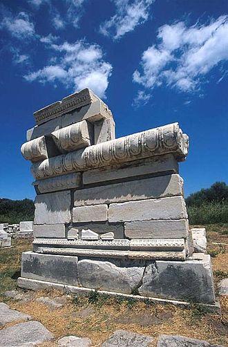 Polycrates - Heraion, Samos