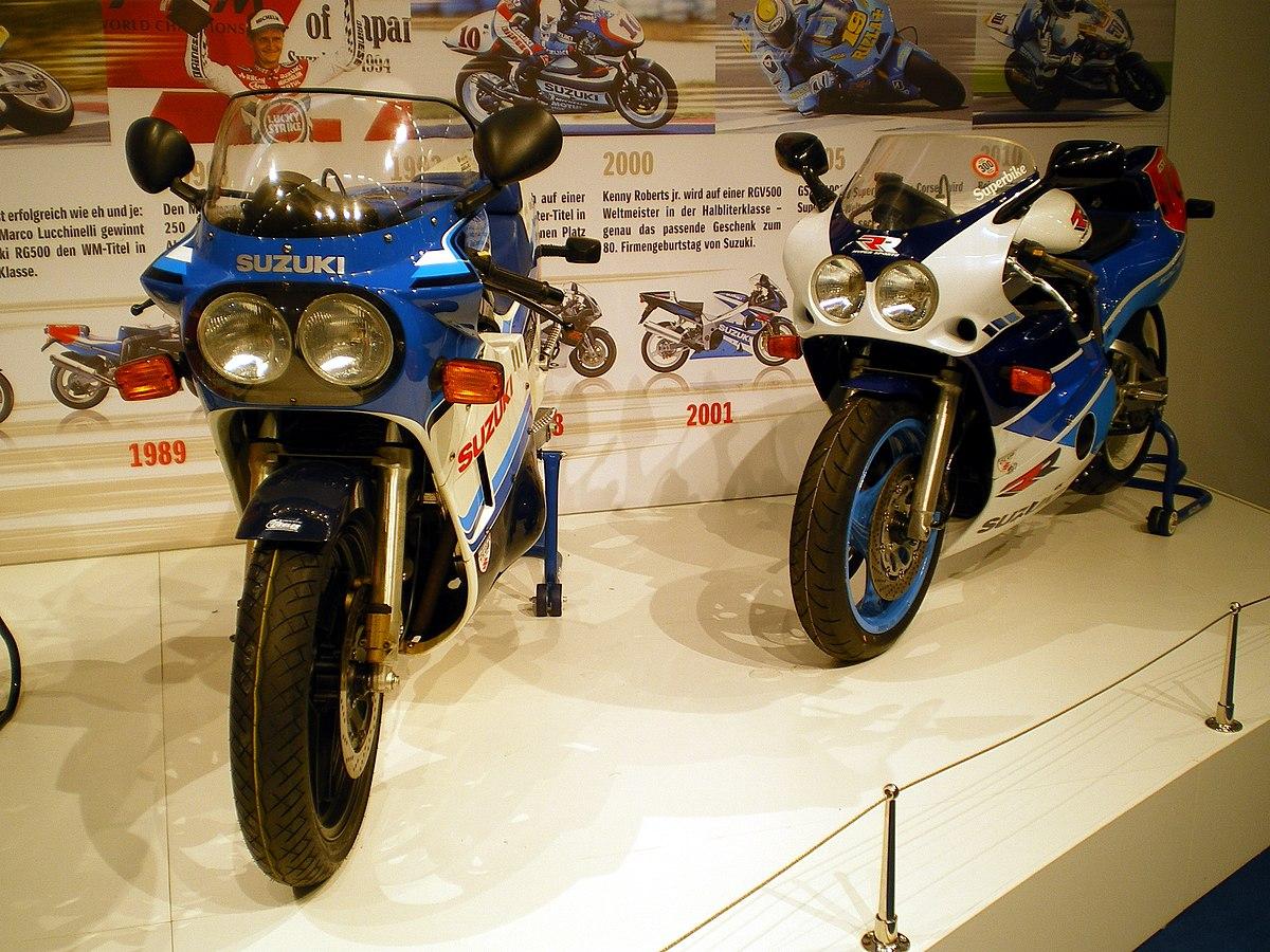 Suzuki Gsxr Cc