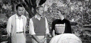 The Tunnel of Love - Doris Day, Richard Widmark and Gig Young