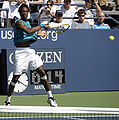 Gaël Monfils at the 2009 US Open 09.jpg