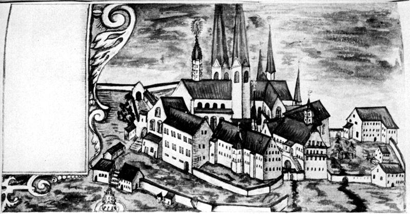 File:Gabriel Bucelin Kloster Einsiedeln 1627.jpg