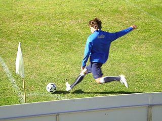 Daniele Galloppa Italian footballer