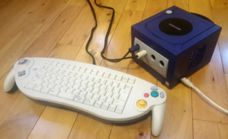 GameCube online functionality online functionality of the Nintendo GameCube