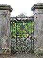 Garden gate, Bush House - geograph.org.uk - 583148.jpg