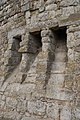 Garderobes at Hadleigh Castle - geograph.org.uk - 1297615.jpg
