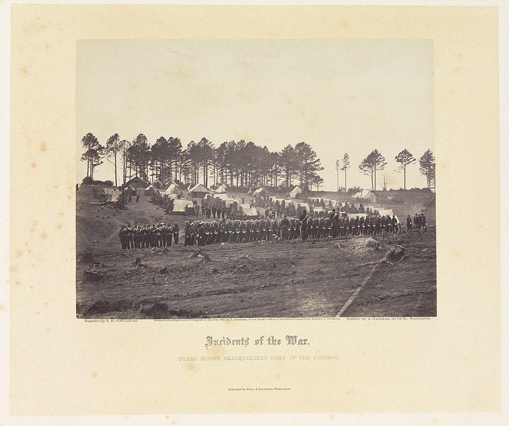 Gardner's Photographic Sketchbook of the War