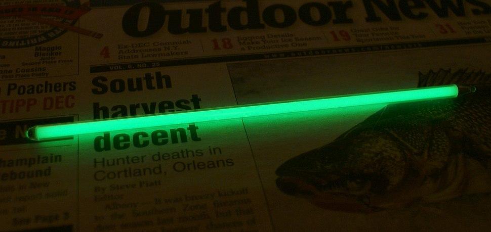 Gaseous tritium light source