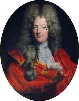 Gaspard Rigaud - Gaspard Rigaud, Portrait of a Man, oil on canvas, 1696, 85,5 x 65 cm