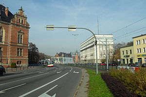 Wały Jagiellońskie w Gdańsku
