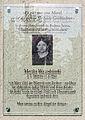 Gedenktafel Neue Schönholzer Str 13 (Panko) Martha Wygodzinski.jpg