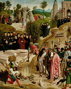 Geertgen Tot sint Jans - Legend of the Relics of St. John the Baptist - Google Art Project.jpg