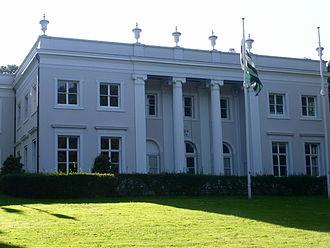 Bloemendaal - Bloemendaal city hall