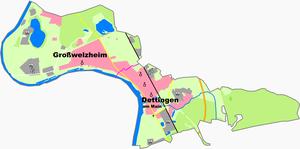 Karlstein am Main - Constituent communities