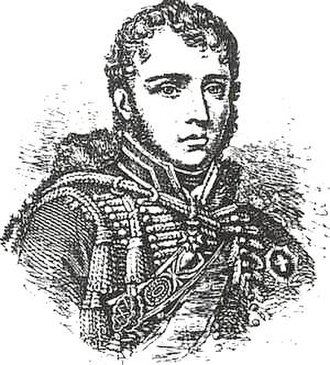 Battle of Villagarcia - General of Brigade François Antoine Lallemand, the French commander at Villagarcia.