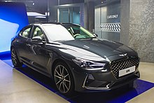 Genesis G70 The 2019 North American Car Of Year